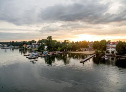 Seebad Friedrichshagen Sunset