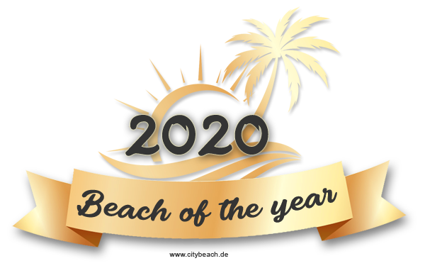 Beach of the year 2020