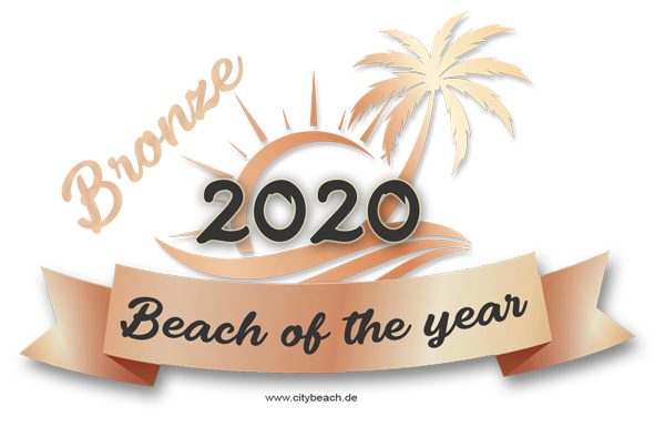 Beach of the year - Bronze Award